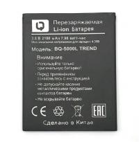 Батарея / Аккумулятор (АКБ) для BQ  5000L TREND 2100mAh